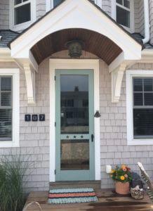 Beach House Entry