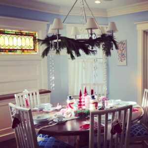 Children's Holiday Table